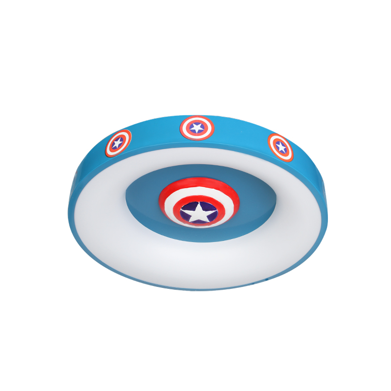 LED CEILING LAMP CAPTAIN AMERICA 5220-5 3-WHITE
