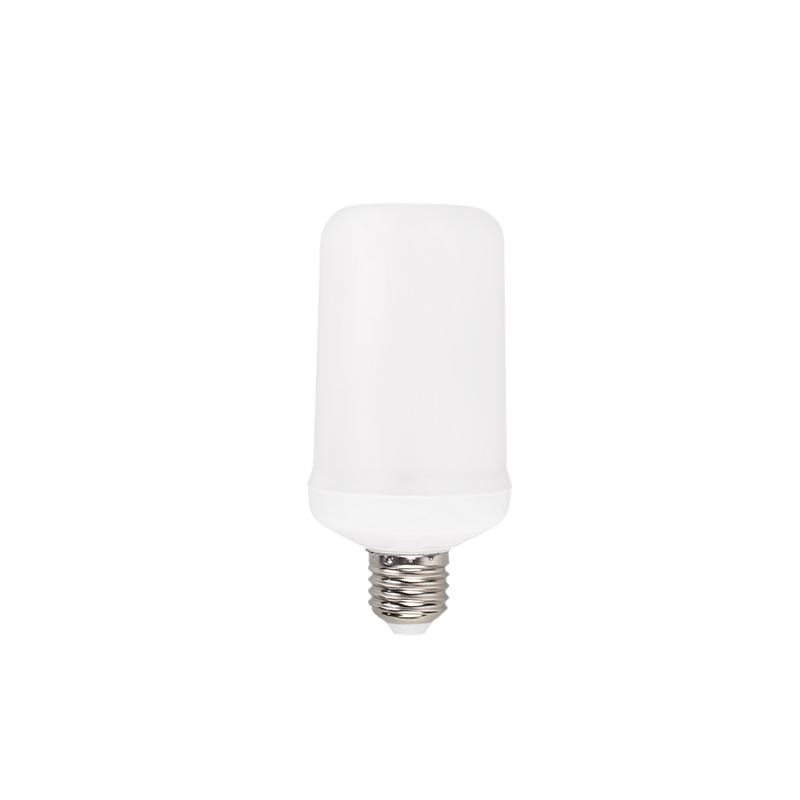 LED LAMP CAP FLAME E27