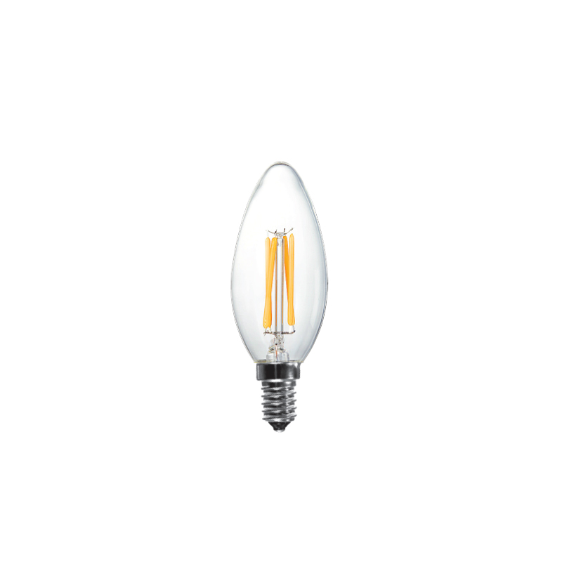 LED LAMP FILAMENT E14 C35