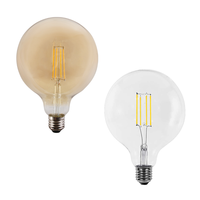 LED LAMP FILAMENT E27 G125