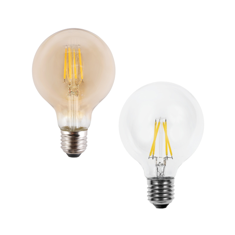 LED LAMP FILAMENT E27 G80