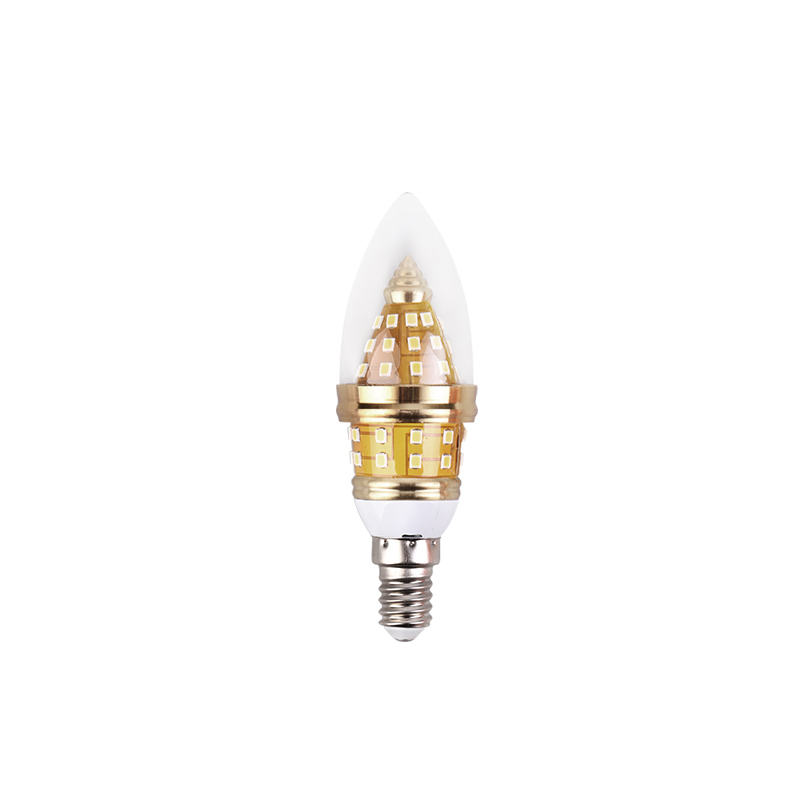 LED LAMP FTL-01 CANDLE DEC E14