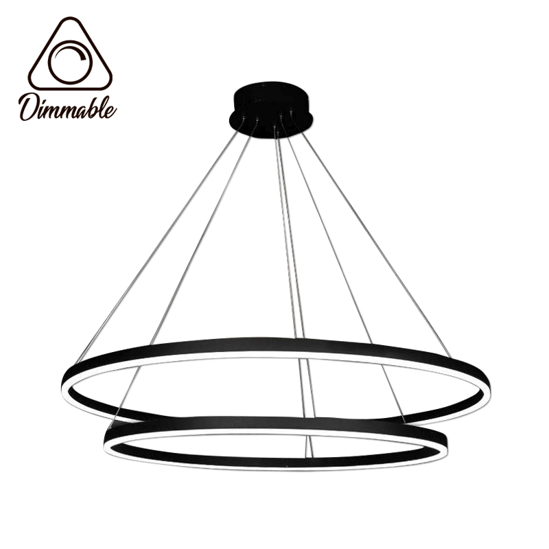 LED CHANDELIER 1010 3-WHITE DIMM 2 GRAY