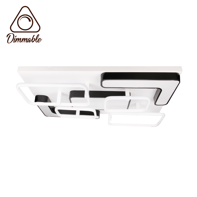 LED CHANDELIER 6110/L 3-WHITE DIMM