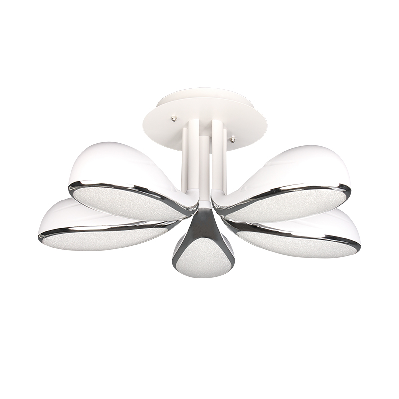 LED CHANDELIER 8595/5 60W 3-WHITE