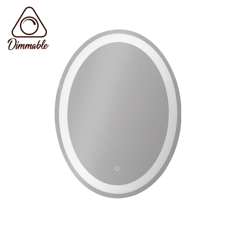 LED MIRROR 16017 OVAL 29W 3-WHITE DIMM