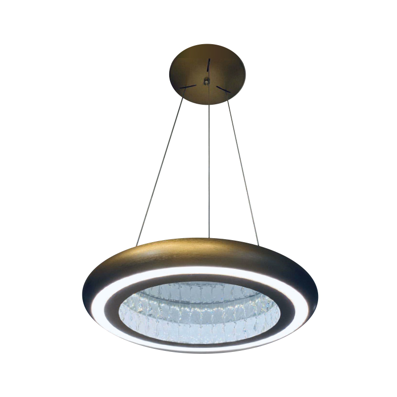 LED PENDANT LAMP 8803 3-WHITE