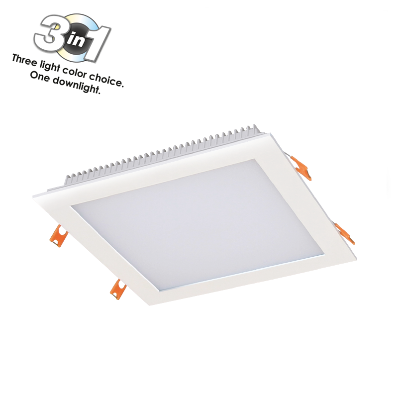 LED DOWNLIGHT CAPRI S BACK LIGHT 3 WHITE