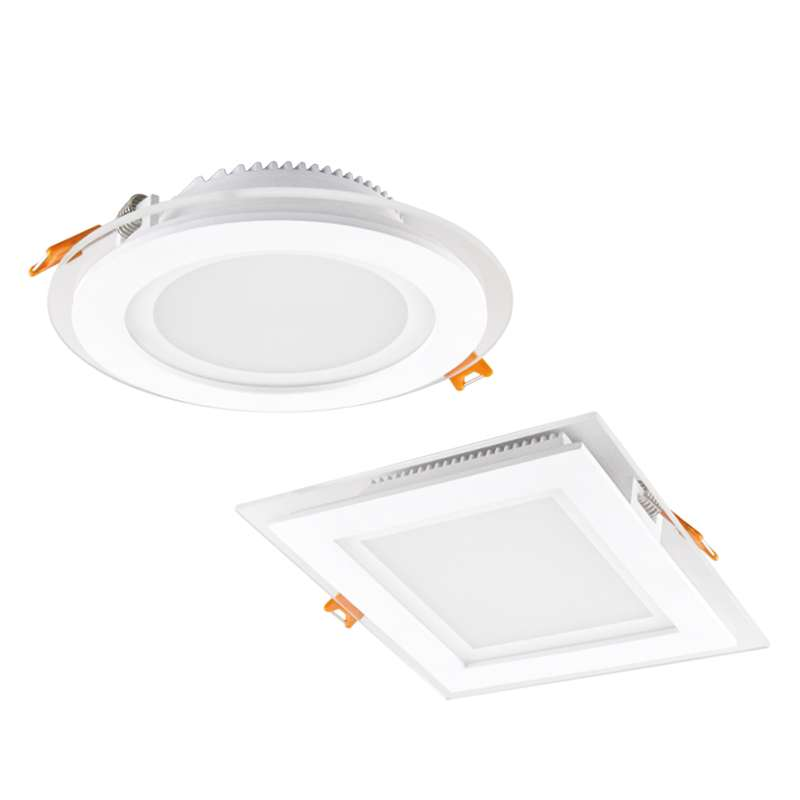 LED DOWNLIGHTS CAPRI GLASS R AND S
