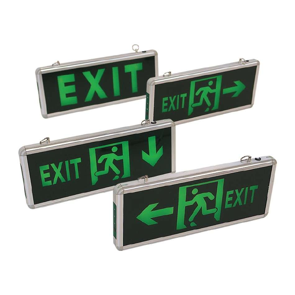 LED EMERGENCY LIGHT EXIT 3W