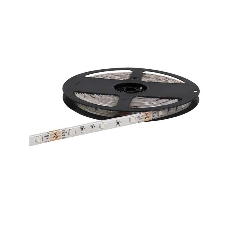 LED STRIP LIGHT  DC 12V RGB 5050 IP20